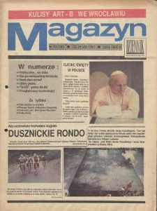 Magazyn Dziennik Dolnośląski, 1991, nr 150 [22 sierpnia]