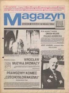Magazyn Dziennik Dolnośląski, 1991, nr 153 [12 września]