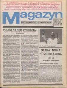 Magazyn Dziennik Dolnośląski, 1991, nr 158 [17 października]