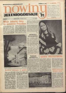 Nowiny Jeleniogórskie : magazyn ilustrowany, R. 16, 1973, nr 13 (766)