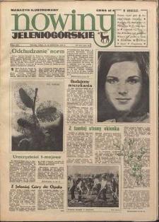 Nowiny Jeleniogórskie : magazyn ilustrowany, R. 16, 1973, nr 16/17 (769/770)