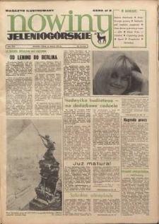 Nowiny Jeleniogórskie : magazyn ilustrowany, R. 16, 1973, nr 19 (772)