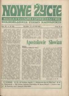 Nowe Życie :dolnośląskie pismo katolickie : religia, kultura, społeczeństwo, 1985, nr 16 (54)