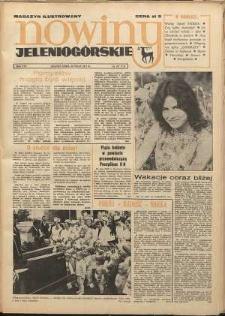 Nowiny Jeleniogórskie : magazyn ilustrowany, R. 16, 1973, nr 22 (775)