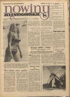 Nowiny Jeleniogórskie : magazyn ilustrowany, R. 16, 1973, nr 28 (781)