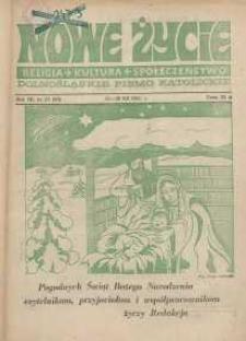 Nowe Życie :dolnośląskie pismo katolickie : religia, kultura, społeczeństwo, 1985, nr 25 (63)