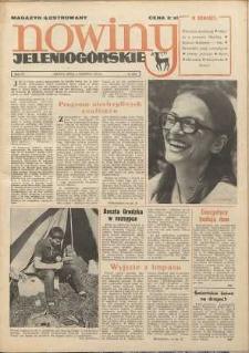 Nowiny Jeleniogórskie : magazyn ilustrowany, R. 16, 1973, nr 31 (784)