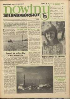 Nowiny Jeleniogórskie : magazyn ilustrowany, R. 16, 1973, nr 33 (786)