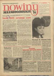 Nowiny Jeleniogórskie : magazyn ilustrowany, R. 16, 1973, nr 40 (793)