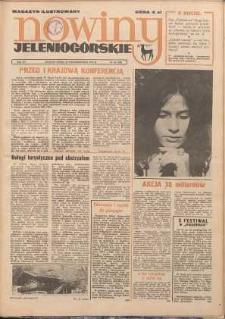 Nowiny Jeleniogórskie : magazyn ilustrowany, R. 16, 1973, nr 43 (796)