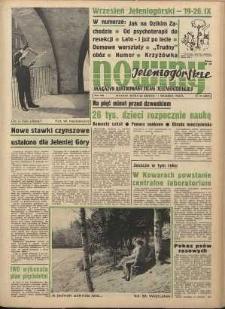 Nowiny Jeleniogórskie : magazyn ilustrowany ziemi jeleniogórskiej, R. 8, 1965, nr 34 (387)
