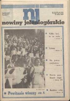 Nowiny Jeleniogórskie : tygodnik PZPR, R. 30, 1987, nr 12 (1178)