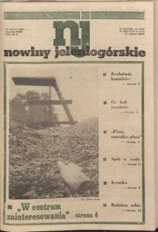Nowiny Jeleniogórskie : tygodnik PZPR, R. 30, 1987, nr 23 (1184!)