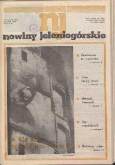 Nowiny Jeleniogórskie : tygodnik PZPR, R. 30, 1987, nr 24 (1185!)