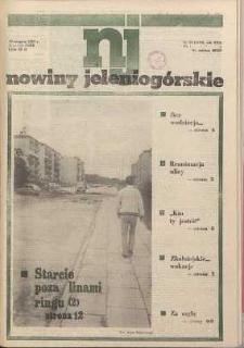 Nowiny Jeleniogórskie : tygodnik PZPR, R. 30, 1987, nr 33 (1194!)
