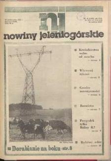 Nowiny Jeleniogórskie : tygodnik PZPR, R. 30, 1987, nr 42 (1203!)