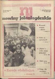 Nowiny Jeleniogórskie : tygodnik PZPR, R. 30, 1987, nr 43 (1204!)