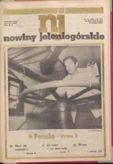 Nowiny Jeleniogórskie : tygodnik PZPR, R. 30, 1987, nr 44 (1205!)