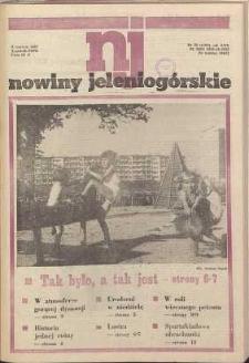 Nowiny Jeleniogórskie : tygodnik PZPR, R. 30, 1987, nr 22 (1188)