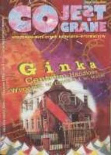 Co Jest Grane : wrocławski miesięcznik kulturalno-informacyjny, 1995, nr 1 (11)