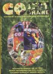 Co Jest Grane : wrocławski miesięcznik kulturalno-informacyjny, 1995, nr 4 (14)
