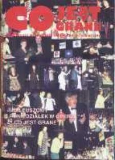 Co Jest Grane : wrocławski miesięcznik kulturalno-informacyjny, 1995, nr 6 (16)
