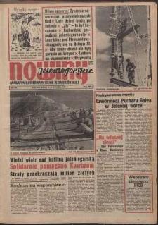 Nowiny Jeleniogórskie : magazyn ilustrowany ziemi jeleniogórskiej, R. 7, 1964, nr 1 (301)