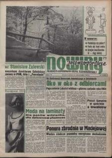 Nowiny Jeleniogórskie : magazyn ilustrowany ziemi jeleniogórskiej, R. 7, 1964, nr 3 (303)