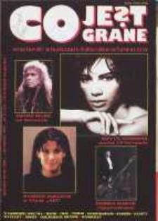 Co Jest Grane : wrocławski miesięcznik kulturalno-informacyjny, 1995, nr 11 (21)