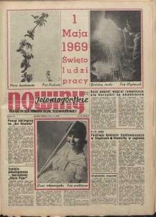 Nowiny Jeleniogórskie : magazyn ilustrowany ziemi jeleniogórskiej, R. 12, 1969, nr 18 (569)