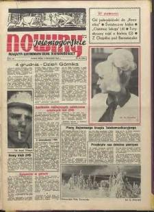 Nowiny Jeleniogórskie : magazyn ilustrowany ziemi jeleniogórskiej, R. 12, 1969, nr 49 (600)