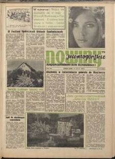 Nowiny Jeleniogórskie : magazyn ilustrowany ziemi jeleniogórskiej, R. 13, 1970, nr 20 (623)