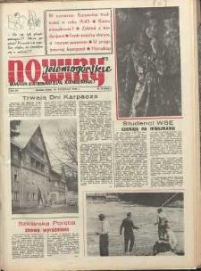 Nowiny Jeleniogórskie : magazyn ilustrowany ziemi jeleniogórskiej, R. 13, 1970, nr 33 (636)