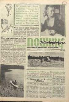 Nowiny Jeleniogórskie : magazyn ilustrowany ziemi jeleniogórskiej, R. 13, 1970, nr 34 (637)