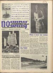 Nowiny Jeleniogórskie : magazyn ilustrowany ziemi jeleniogórskiej, R. 13, 1970, nr 35 (638)