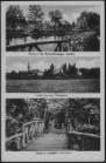 Ohlau - Bahnhofsanlagen, Ohlewiesen, Stadtpark [Dokument ikonograficzny]