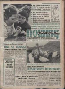 Nowiny Jeleniogórskie : magazyn ilustrowany ziemi jeleniogórskiej, R. 7, 1964, nr 13/14 (313/314)