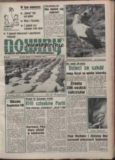 Nowiny Jeleniogórskie : magazyn ilustrowany ziemi jeleniogórskiej, R. 7, 1964, nr 15 (315)