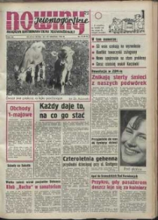 Nowiny Jeleniogórskie : magazyn ilustrowany ziemi jeleniogórskiej, R. 7, 1964, nr 17 (317)