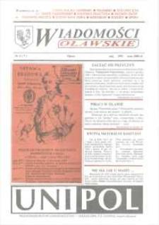 Wiadomości Oławskie, 1991, nr 5 (7)