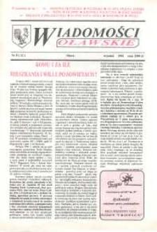 Wiadomości Oławskie, 1991, nr 9 (11)