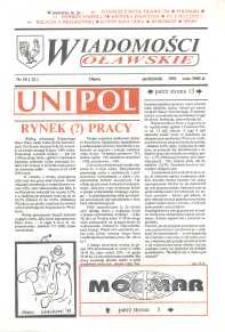 Wiadomości Oławskie, 1991, nr 10 (12)