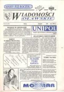 Wiadomości Oławskie, 1991, nr 11 (13)