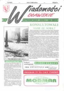 Wiadomości Oławskie, 1992, nr 3 (19)