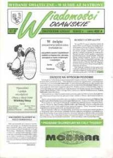 Wiadomości Oławskie, 1992, nr 7 (23)