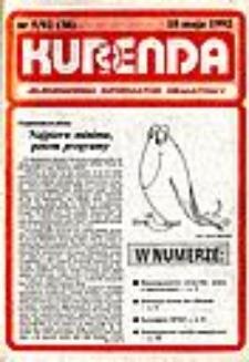 Kurenda : jeleniogórski informator oświatowy, 1992, nr 5 (38)
