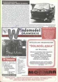 Wiadomości Oławskie, 1992, nr 19 (35)