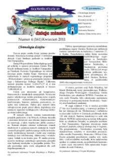 Świebodzice - Dzieje Miasta, 2011, nr 4 (161) [Dokument elektroniczny]
