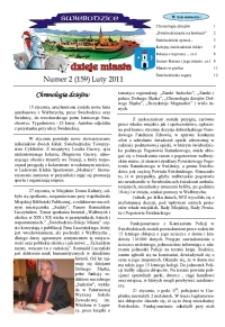 Świebodzice - Dzieje Miasta, 2011, nr 2 (159) [Dokument elektroniczny]