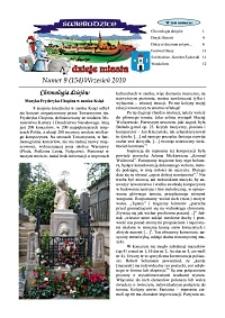Świebodzice - Dzieje Miasta, 2010, nr 9 (154) [Dokument elektroniczny]